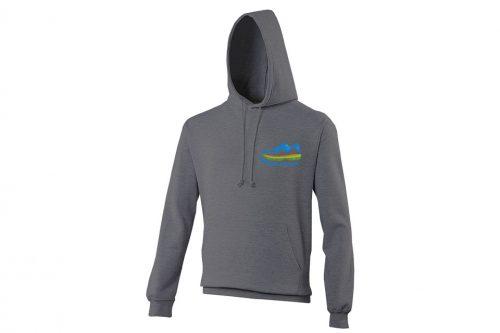 Connemarathon Hoodie - Grey